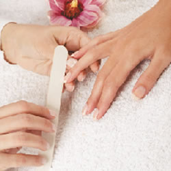 Essential Manicure - mobile spa