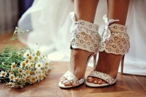 Wedding pedicures - Nails by Anna mobile spa