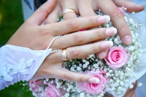 Wedding manicures - Nails by Anna mobile spa